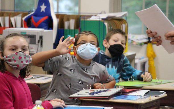 Five Pine Bush district nurses at their blood drive